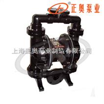 QBY型 法蘭式工程塑料氣動隔膜泵