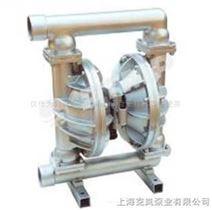 QBK型第三代氣動隔膜泵