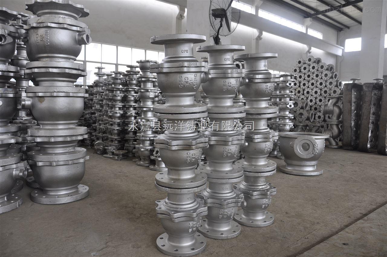 水泵铸件厂家选型