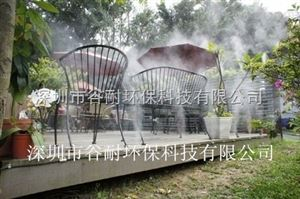 云南商业街景区造雾工程产品要闻