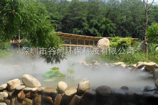 福建厦门旅游景区景观造雾/设备价格
