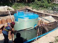 地埋式智能一體化汙水預製泵站