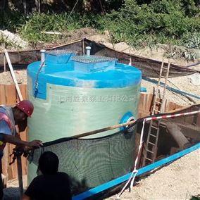 地埋式玻璃钢预制雨水泵站