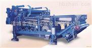 带式污泥脱水机组合一体机