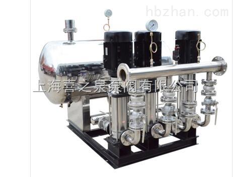 无负压生活变频恒压给水设备价格