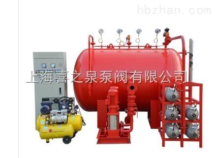 DXZQ型气体顶压给水设备