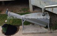 秦皇岛污水处理砂水分离器
