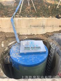 智能型一体化水利工程预制泵站