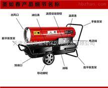 SRC暖風機出租-柴油熱風機租賃