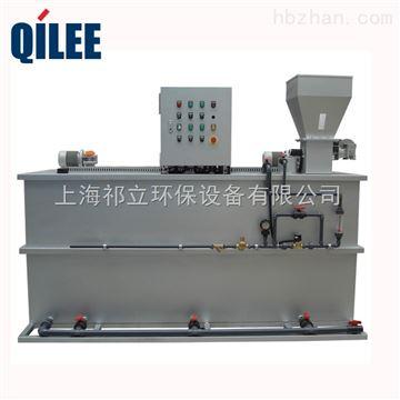 QPL3-3000水處理系統加藥裝置絮凝劑投加系統