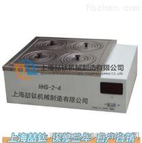 電熱恒溫水浴鍋HHS-2-4使用方法