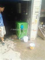 垃圾房喷雾除臭设备