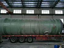 φ3000X6000一体化污水提升泵站