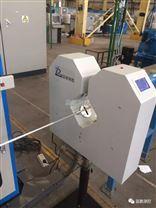 二維激光測徑儀對玻璃管測量的特性