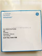 WHATMAN Grade 44无灰定量滤纸1444-150