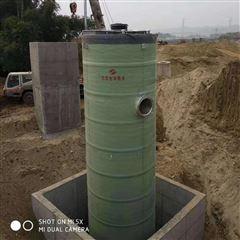 重庆一体化泵站做出厂检测