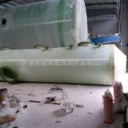 卧式玻璃钢脱硫塔/尾气吸收塔/内件更换
