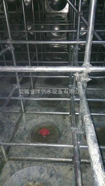 贵州毕节箱泵一体化地埋式泵站装配BDF水池