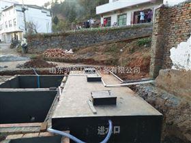 桂平市生活废水一体化设备