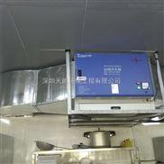 小型饭店油烟净化器工程安装