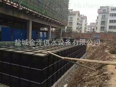 河南安阳驻马店420m3装配式地埋箱泵一体化