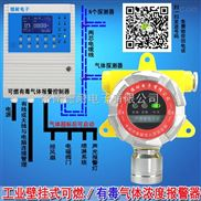 工业罐区氧气泄漏报警器,有害气体报警器有哪些功能