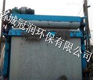 河北印染廢水汙泥壓濾機處理工藝