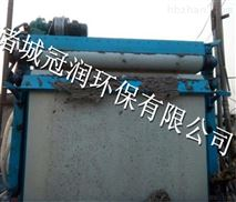 河北印染废水污泥压滤机处理工艺