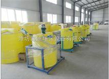 湖南自动加药装置 纺织污水处理设备