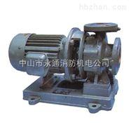 广州水泵厂长江牌直联式离心泵