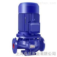 ISG自動立式管道泵