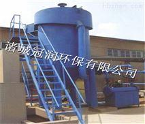圓形氣浮池生活汙水處理工作原理