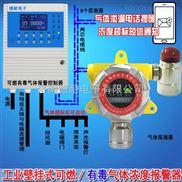 工業用液化氣報警器,可燃氣體報警器氣體泄漏報警後如何處理