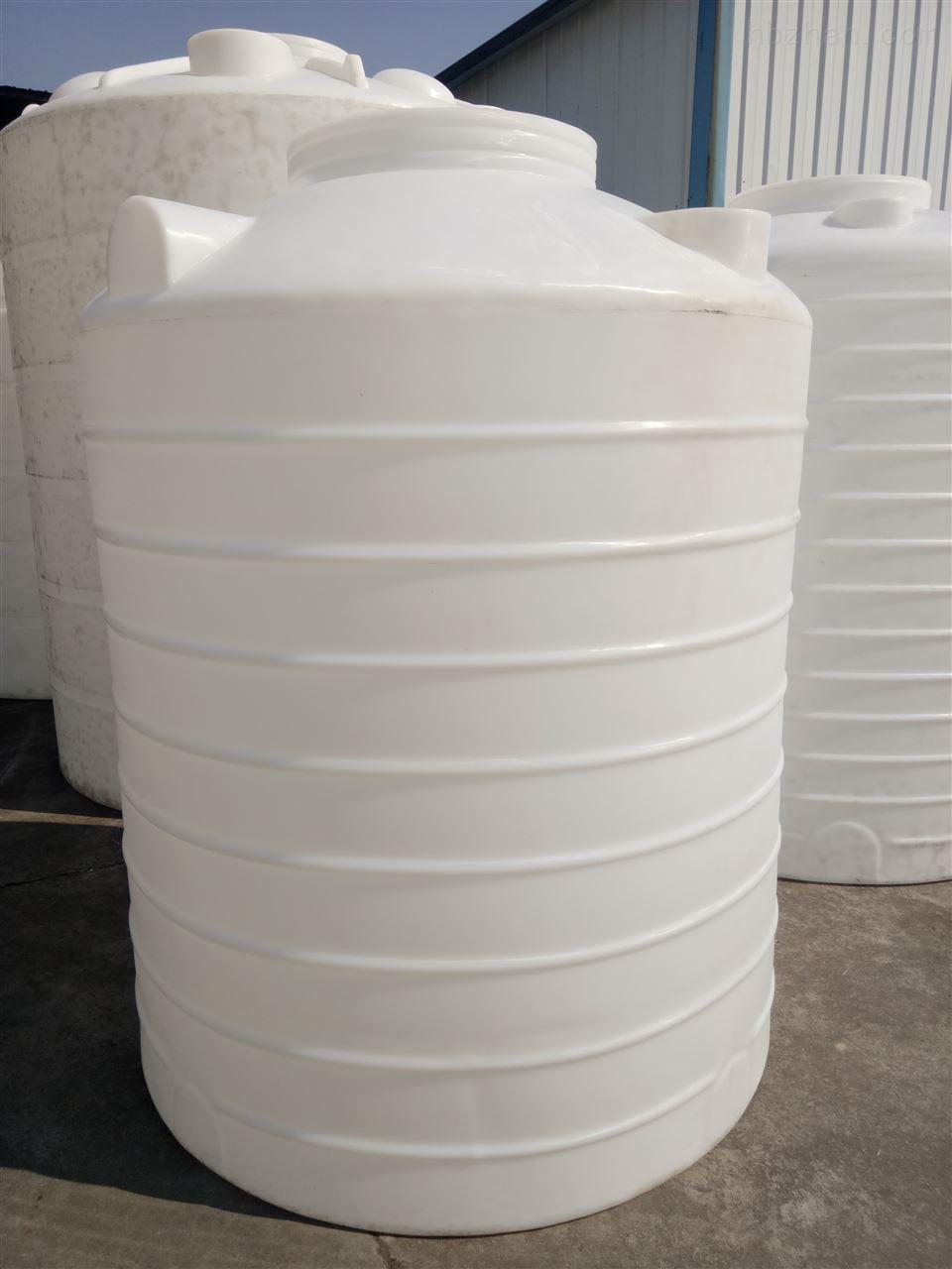 桐城5吨聚乙烯大桶价格 5立方滤液集水塑料储罐厂家