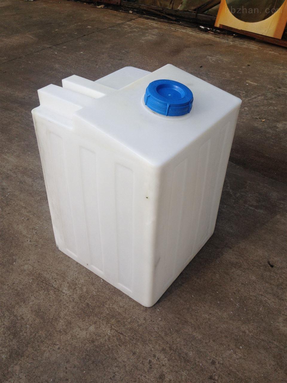 耐酸碱200升方形加药箱 方形200LPE加药桶价格
