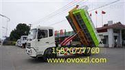 16吨18方勾臂式小区垃圾转运车