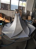 干式安装-碳钢轴双曲面搅拌机