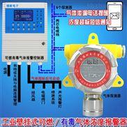 化工廠車間溴甲烷濃度報警器,毒性氣體探測器怎麼與消防主機聯動