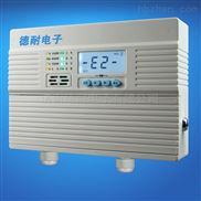 化工厂厂房二氧化硫泄漏报警器,毒性气体探测器微信云监控