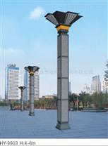 四川路灯厂丨景观灯