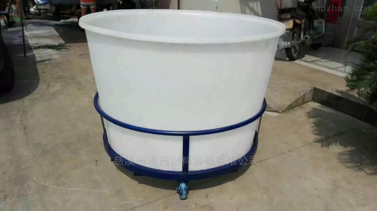 鹽城敞口食品級糧食PE發酵桶 無異味塑料發酵缸價格