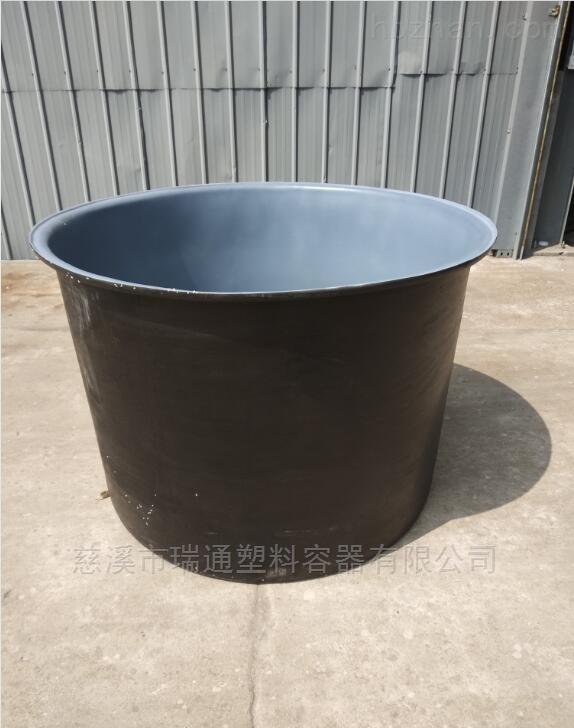 食品級2000L塑料PE醃製大圓桶價格