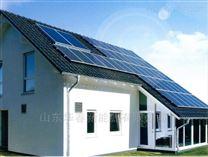 山东华春太阳能发电系统