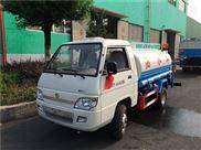 小型洒水车价格 福田3方道路绿化养护洒水车