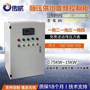 風機水泵變頻控製櫃廠家定做