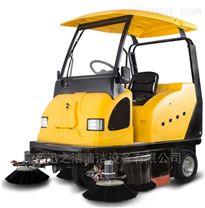明諾駕駛式掃地車 工業小區電動清掃車