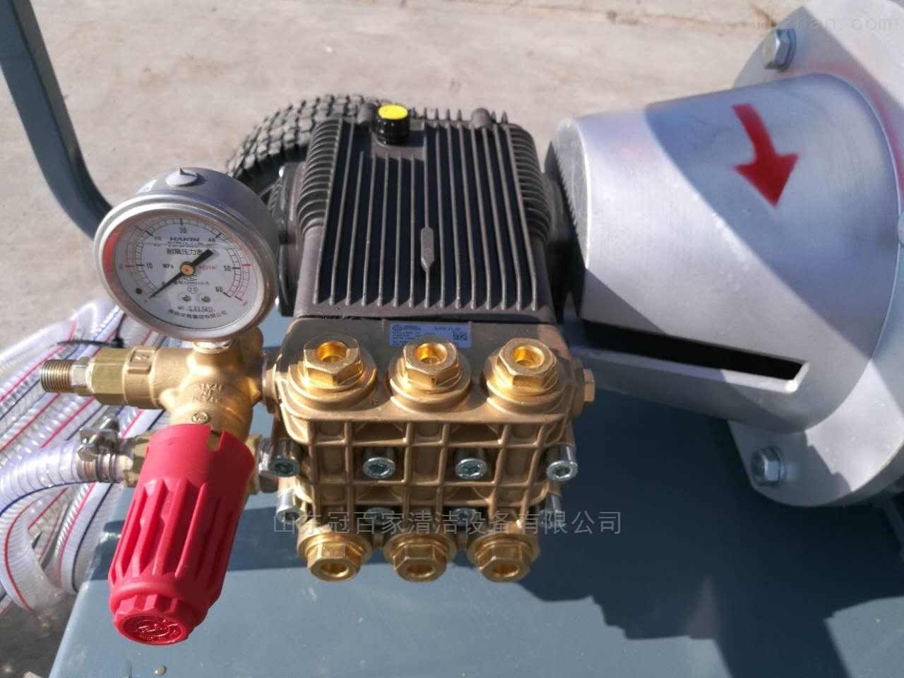 小型高压疏通机