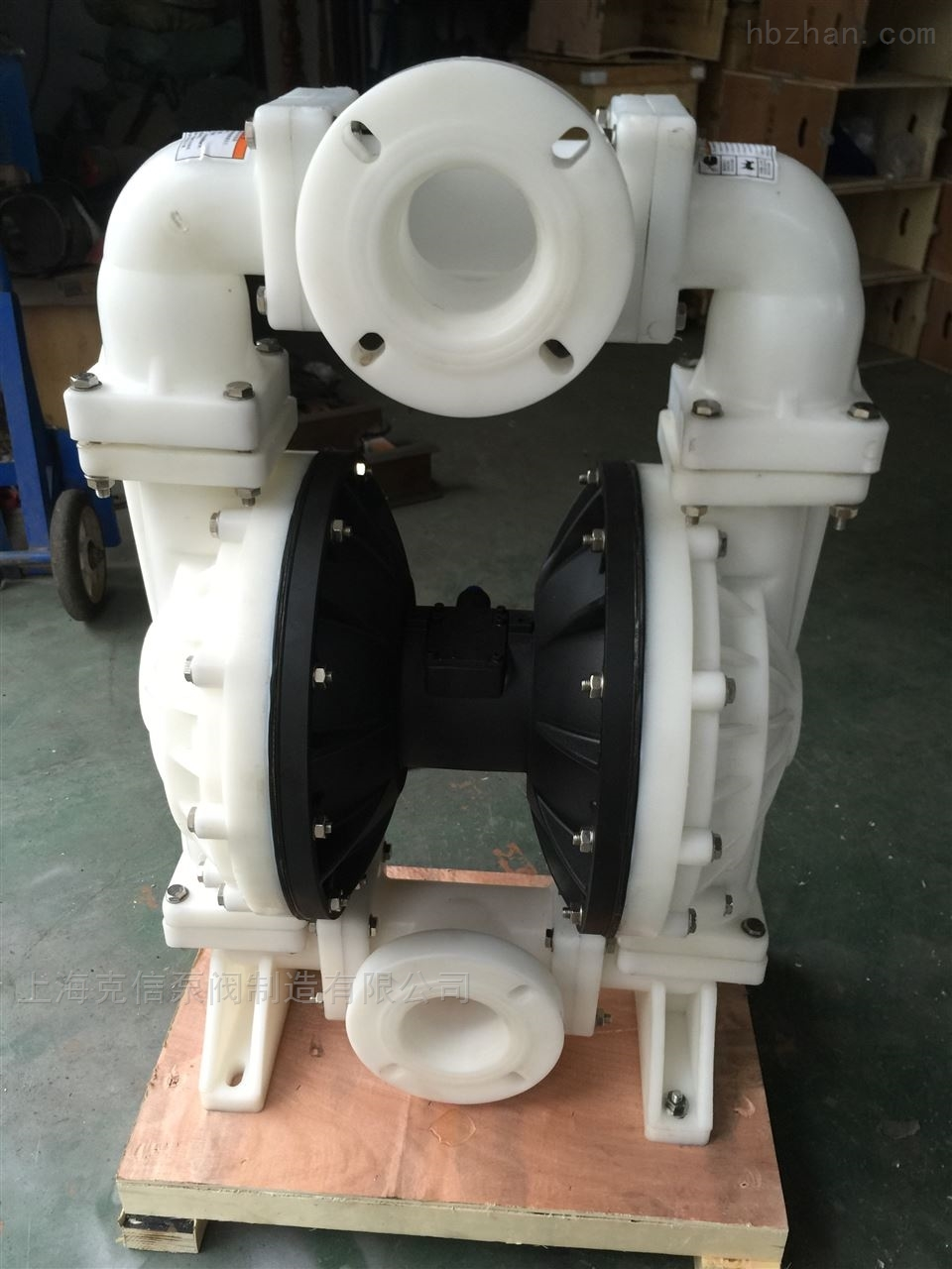 QBK-80工程塑料隔膜泵