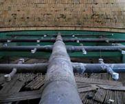邯郸脱硫吸收塔喷淋层 玻璃钢喷淋管改造
