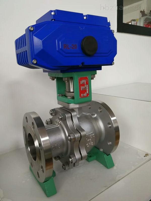 不锈钢电动球阀Q941F-16P~25P